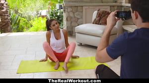 TeamSkeet - Hot Yoga Instructor Seduces Video Nerd