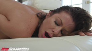 Curvy mature with big round tits gets pounded hard